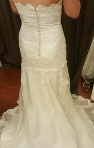 Paula Varsalona Dresses - Wedding gown